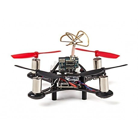 Tiny QX90 90mm Micro FPV Racing Quadcopter FRSKY RX B&F