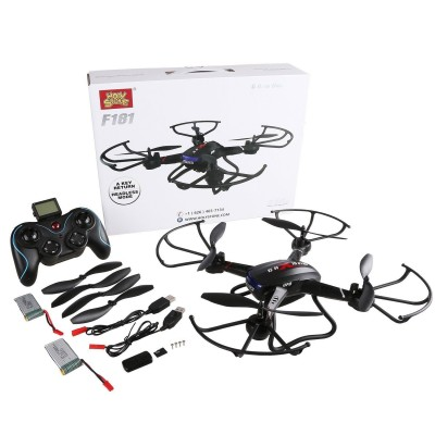 Holy Stone F181 RC Quadcopter Drone with HD Camera RTF
