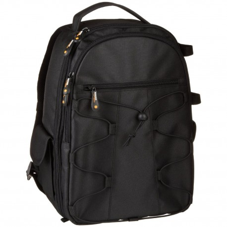 Backpack for SLR DSLR Cameras and Accessories - Black