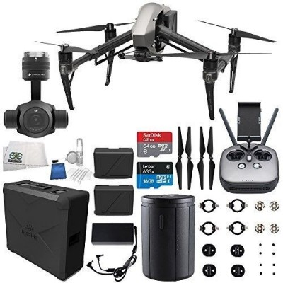 DJI Inspire 2 Quadcopter with Zenmuse X4S Bundle