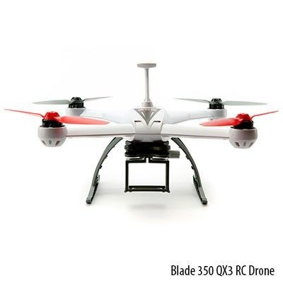 Blade 350 QX3 and CGO2 GB HD Camera Bundle Drone