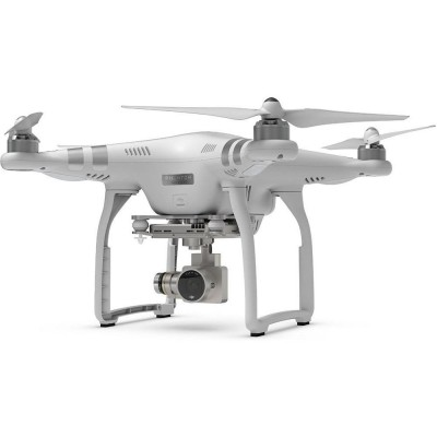 DJI Phantom 3 Advanced Quadcopter Drone Bundle with Extra Battery and Case