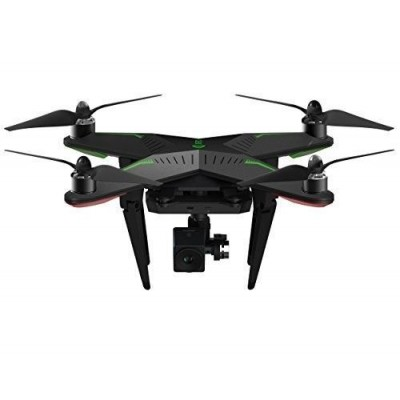 XIRO Xplorer Aerial UAV with 1080p FHD FPV live Video Camera 3 Axis Gimbal V Version extra battery