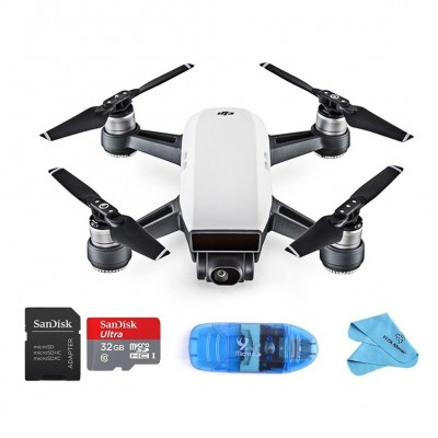 DJI Spark Intelligent Quadcopter Portable Mini Drone