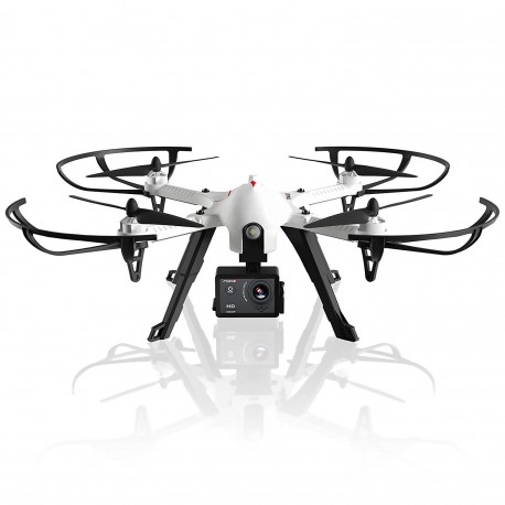 F100 Ghost Quadcopter Drone with 1080p HD Camera