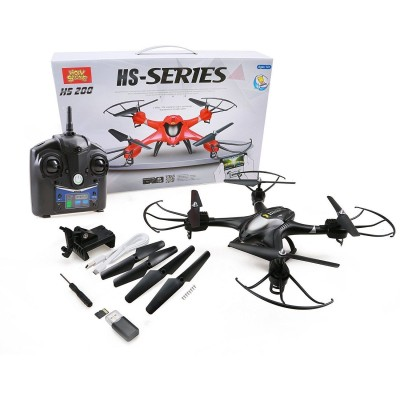 Holy Stone HS200 FPV RC Drone with HD Wifi Camera Live Feed 2.4GHz