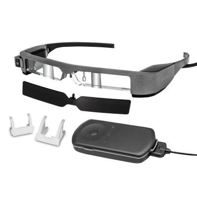 Epson Moverio BT-300FPV Smart Glasses for DJI Drones (FPV/Drone Edition)