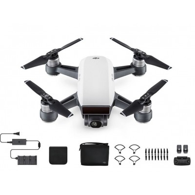 DJI Spark Fly More Combo Intellegent Quadcopter Mini Drone