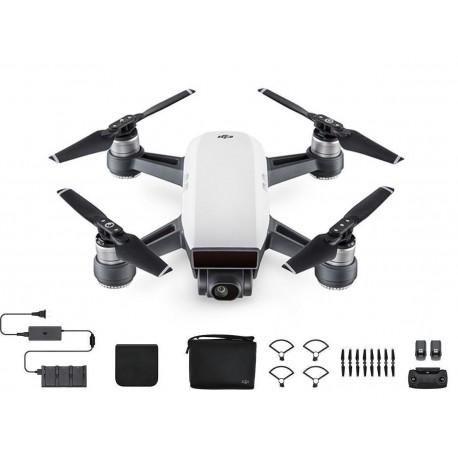 DJI Spark Fly More Combo Intellegent Quadcopter Mini Drone
