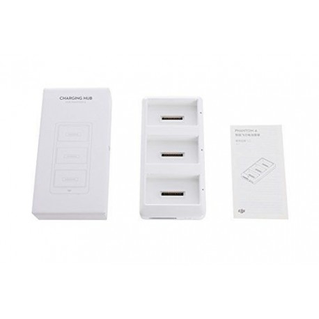 DJI Phantom 4 Intelligent Battery Charging Hub White
