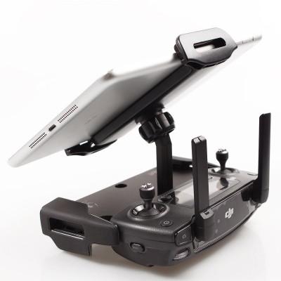 Skyreat Aluminum-Alloy Foldable Extender 4-12 Inches Tablet Mount Holder for DJI Mavic Pro DJI Spark