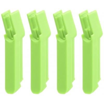 PolarPro 3DR Solo Leg Extensions-Solo Green