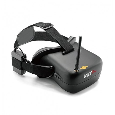 EACHINE VR-007 Pro 5.8G 40CH FPV Goggles 4.3 Inch Video Headset Glasses With 3.7V 1600mAh Battery
