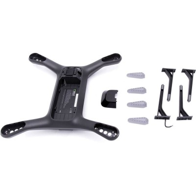 3DR 3DRobotics SC11A Solo Replacement Shell Black