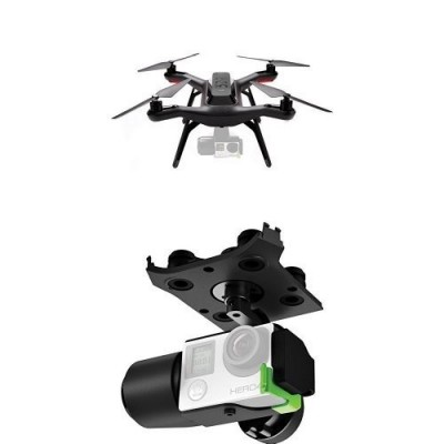 3DR Solo Drone Quadcopter with Gimbal, Battery, Propellers